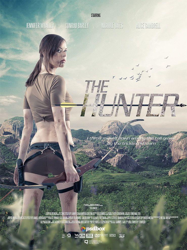 Movie Poster Tutorial. Photoshop cc