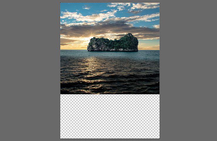 Skull Island. Masking in Photoshop CC