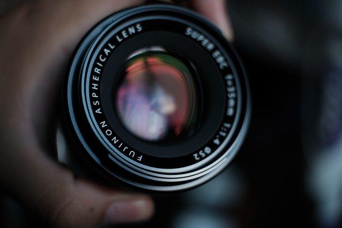 50mm定焦让你的摄影思维豁然开朗