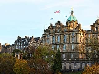 爱丁堡掠影