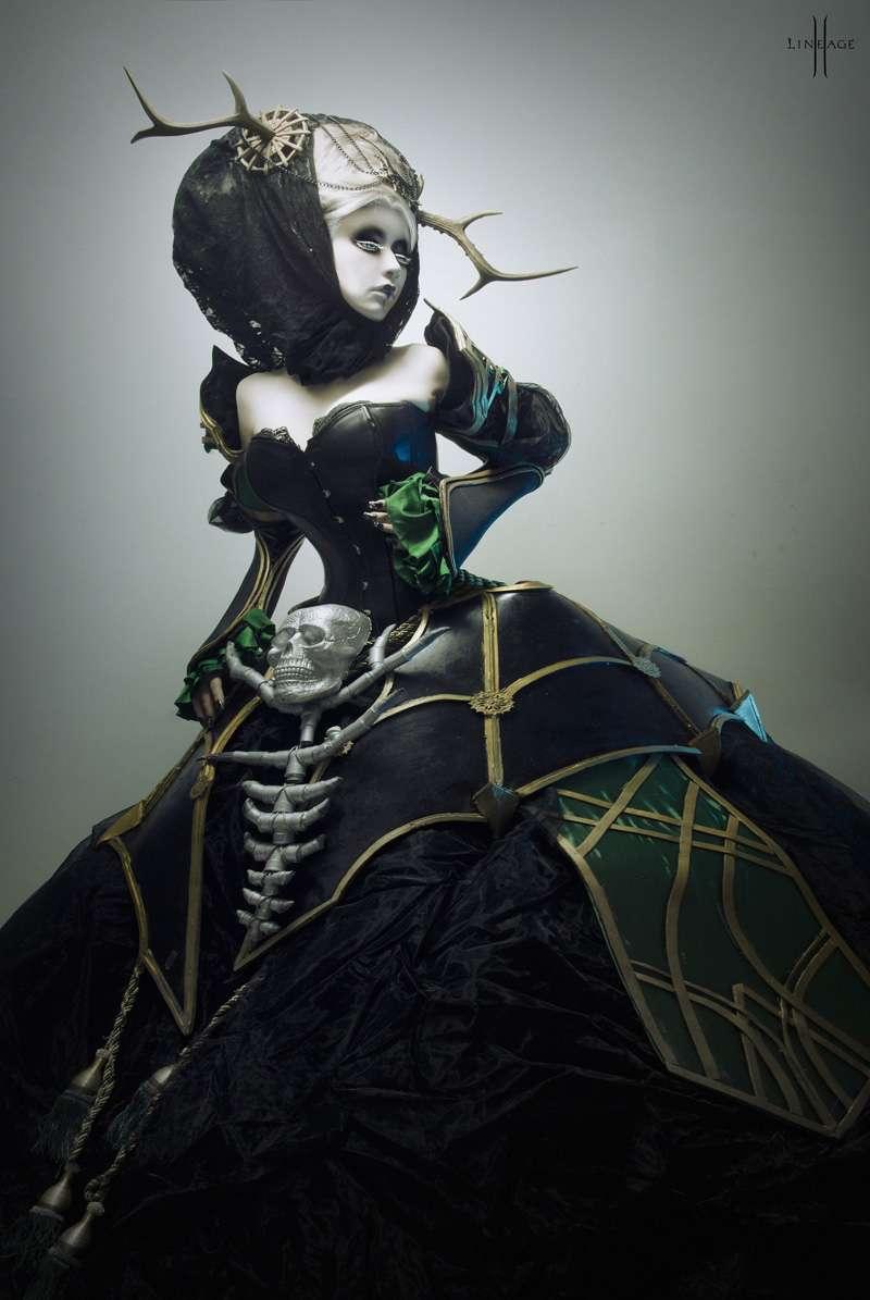 <a href='http://www.chinaart8.com/syzt/cosplay/index1.html' target='_blank'><u>COSPLAY</u></a>班席女王艾妮拉-天堂II