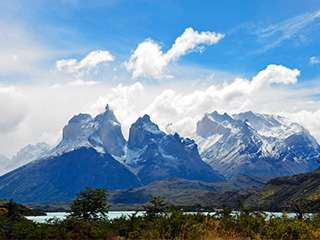 极具视觉吸引力之地 智利百内国家公