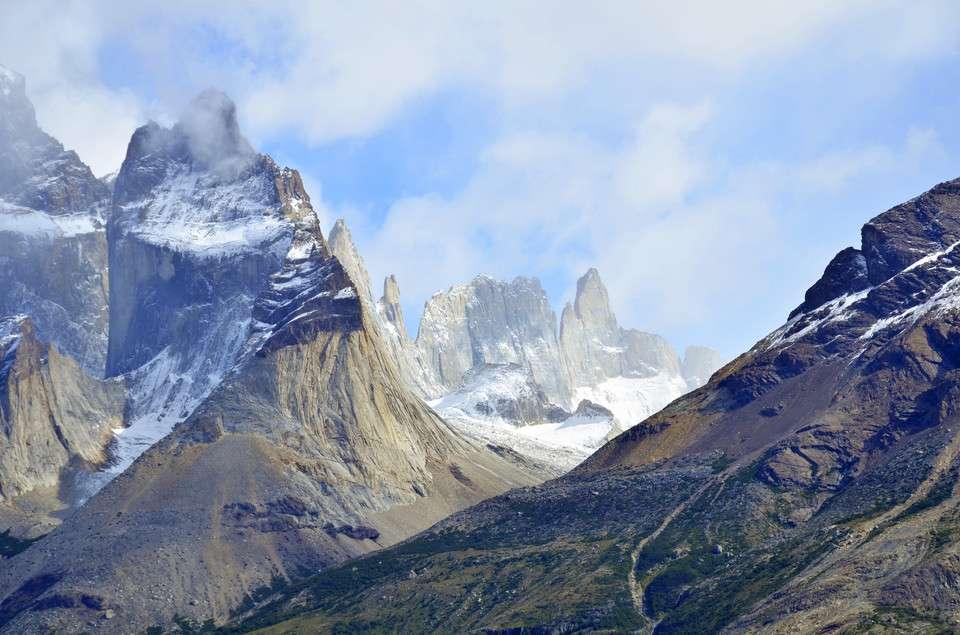 极具视觉吸引力之地 智利百内国家公园