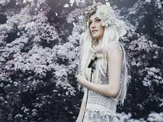 北欧童话王国里冰雪公主