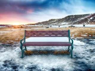 冰封之国 冰岛
