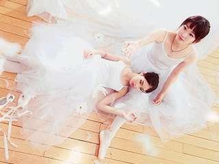 带着纯白色的梦想 舞动青春的旋律唯