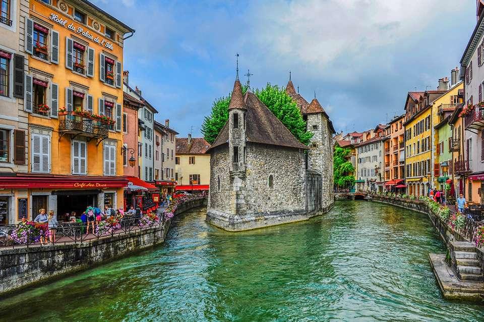 法国小镇安纳西
