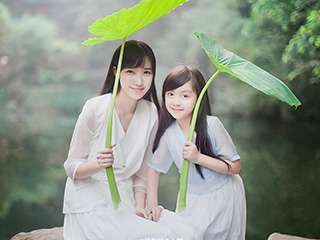 小仙女与小苹果