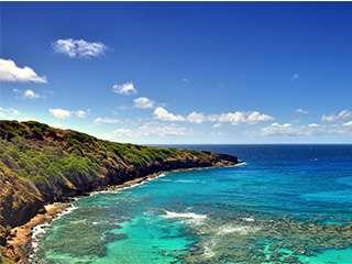 热情洋溢的度假天堂 夏威夷