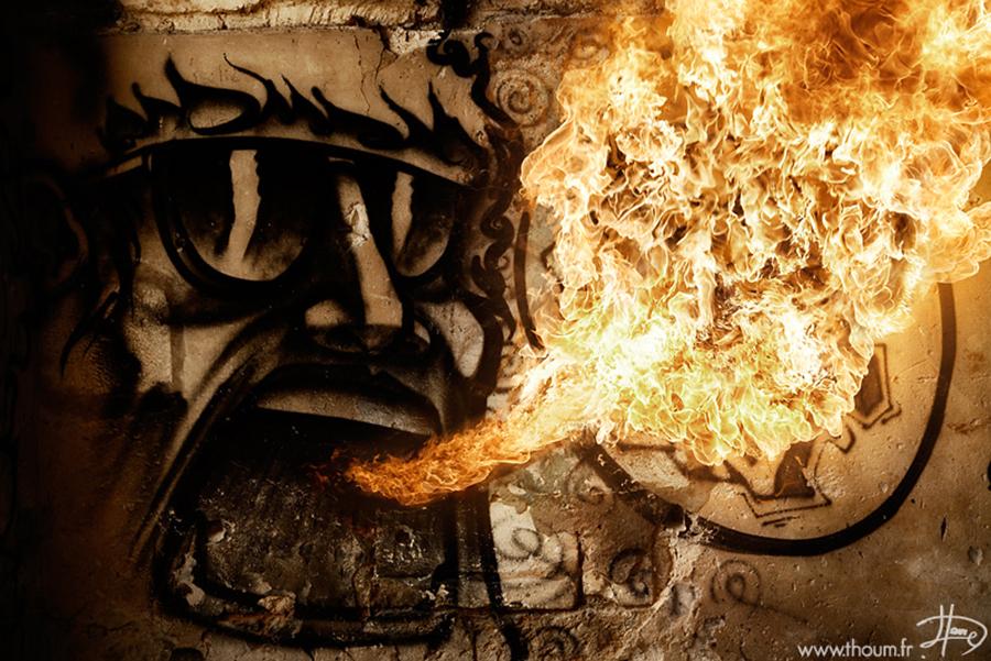 火焰的艺术