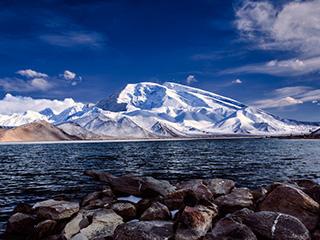 冰山之父 慕士塔格峰