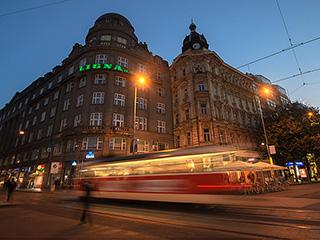 捷克布拉格之夜