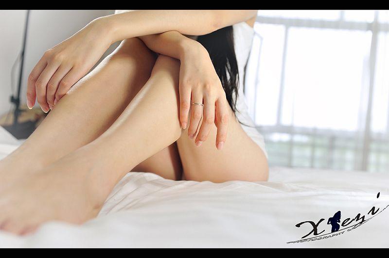 《恋上你的床》美女人像私房摄影