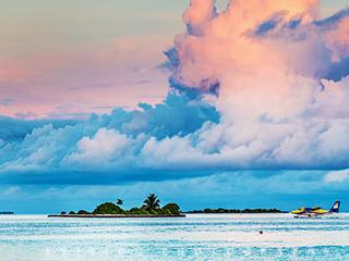 美不胜收的度假胜地 马尔代夫