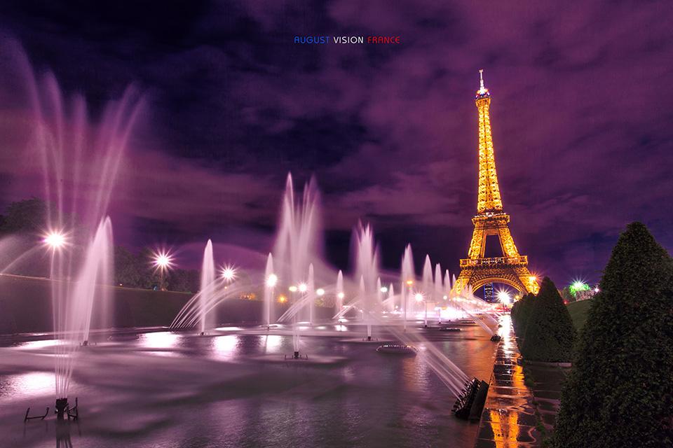 梦幻大巴黎