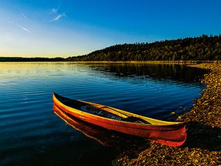 加拿大落基山风光之迷人的风景