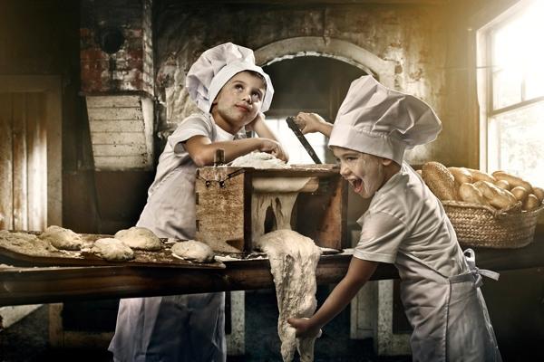 小小面包师