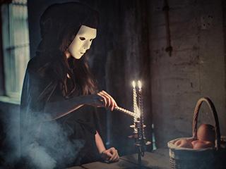 女巫的咒怨