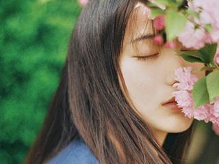 甜美日系人像 繁华一梦