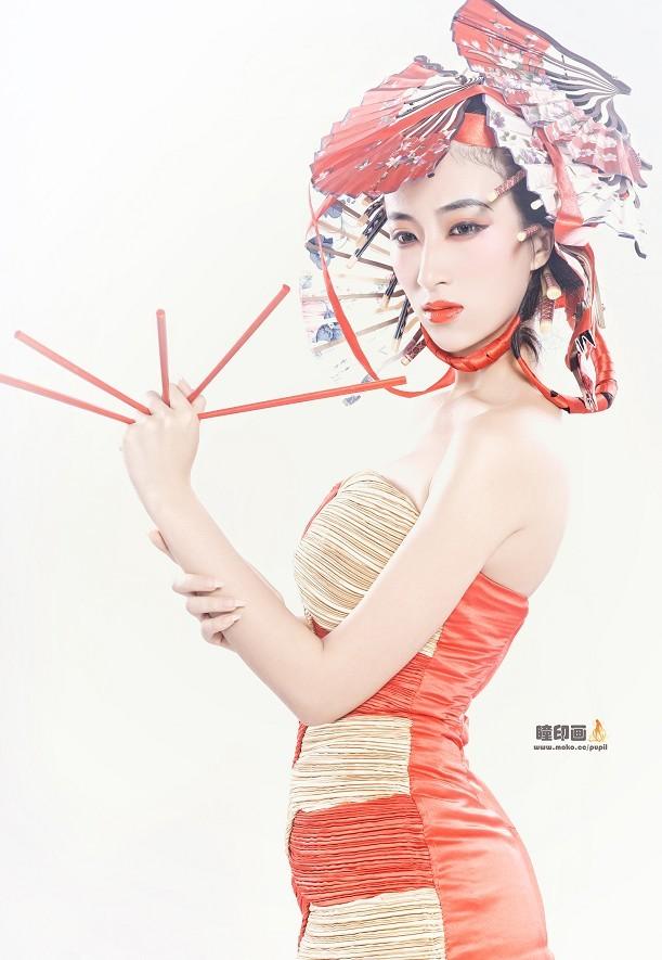 潘多拉创意造型摄影