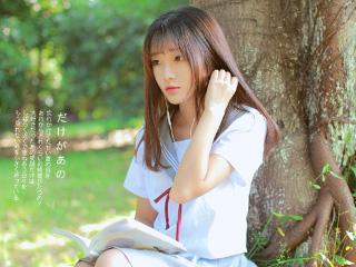 日系学生装写真