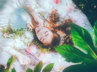 童话写真睡美人