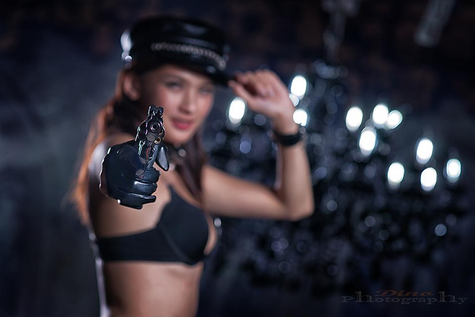 跎枪師姐性感写真