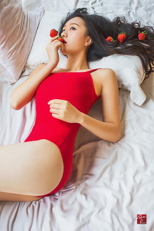 完美的红色