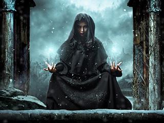 《巫师》创意人像摄影作品欣赏