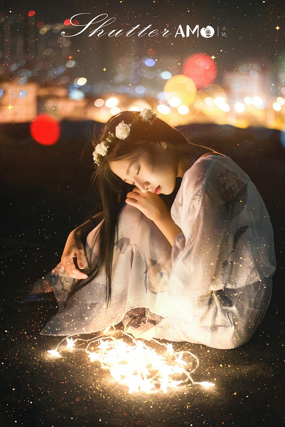 星星点点一场梦 想你的夜
