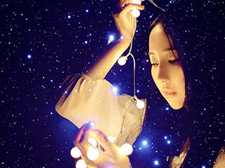 《星空爱人》夜景梦幻摄影作品欣赏