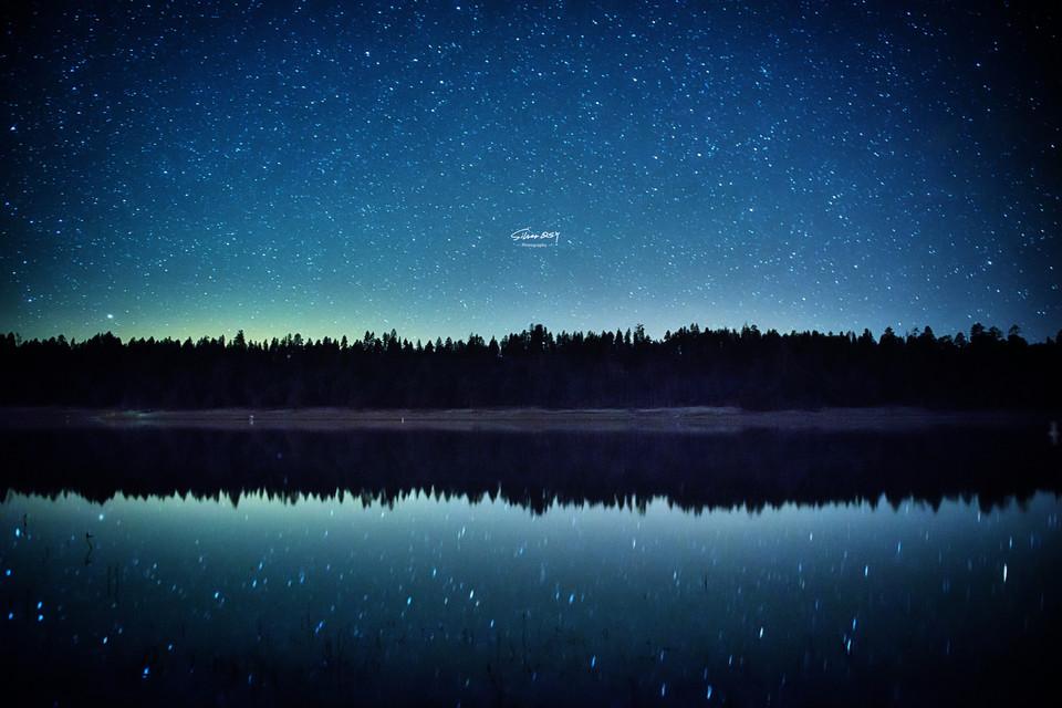 亚利桑那的星空