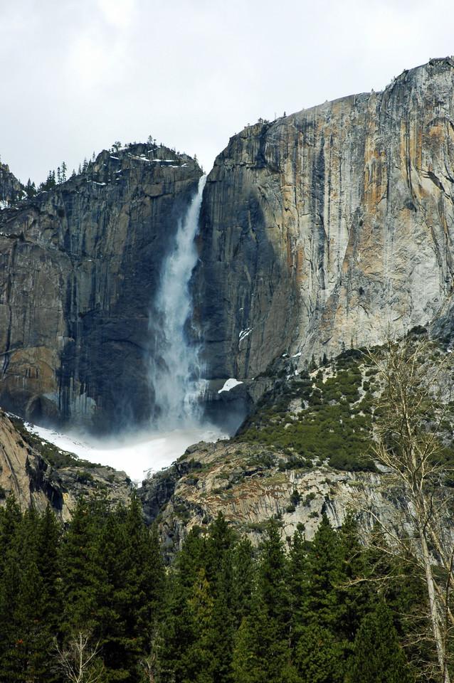 世界自然遗产 优山美地国家公园