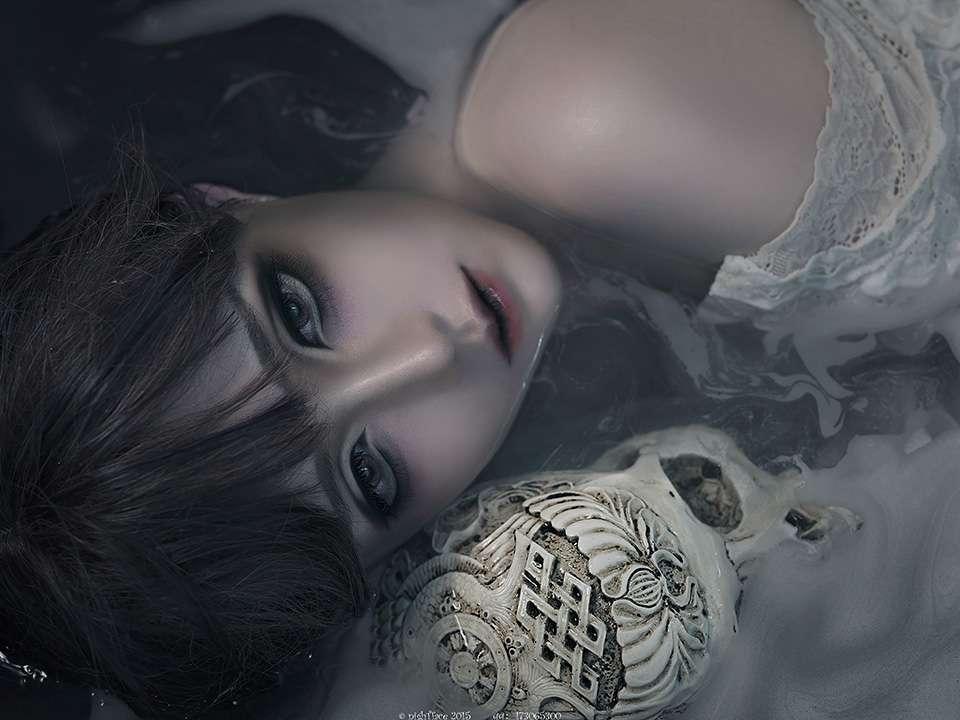 Dark Doll黑娃娃