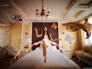 女人天生爱做梦