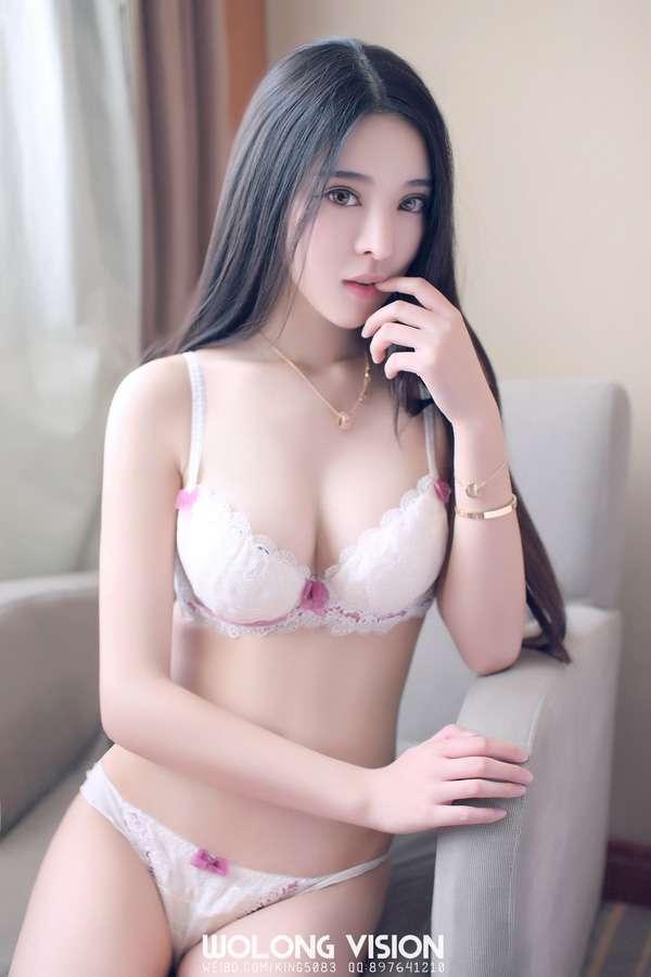 清纯模特陈大榕私房写真Pure girl