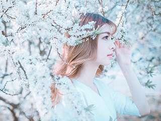 日系摄影《初花咲》