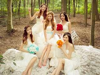 韩国闺蜜写真拍摄