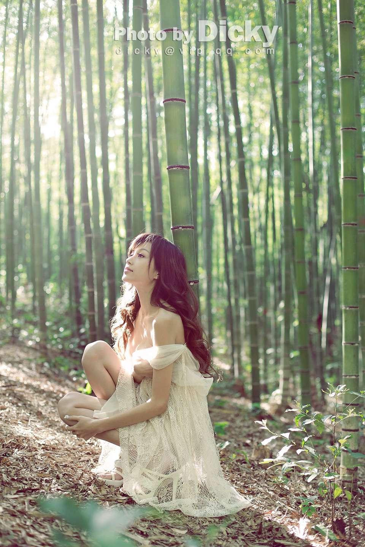 清纯美女lala摄影写真