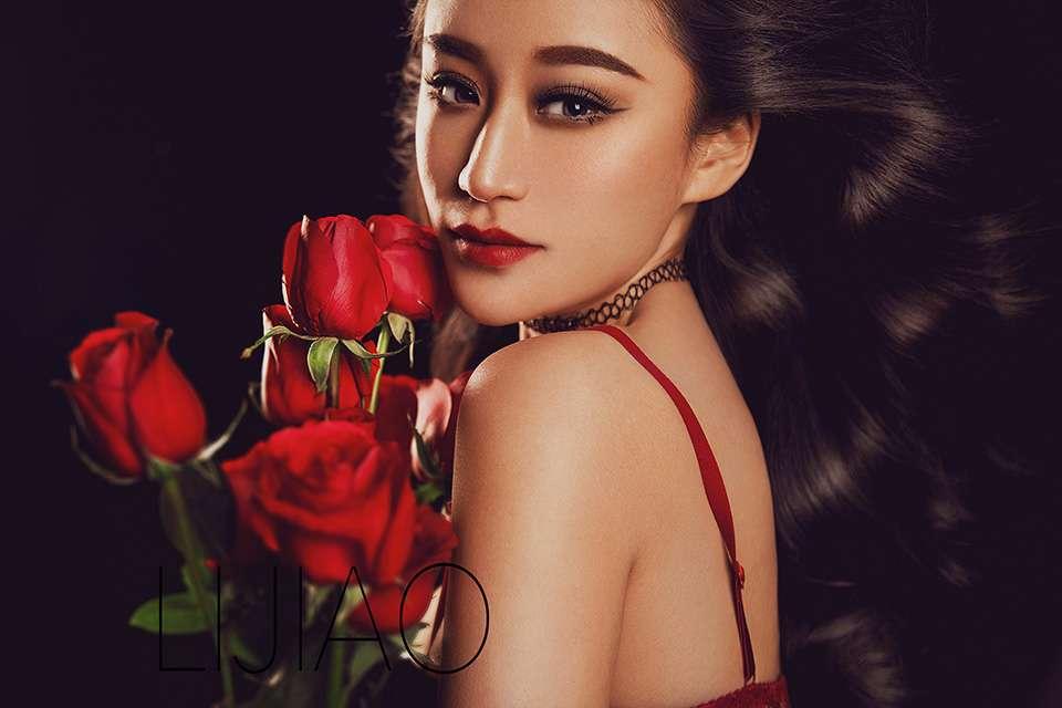 rose玫瑰翘臀美女