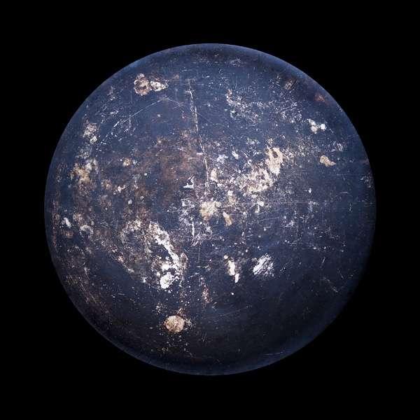 """来自锅底的""""星球""""摄影作品"""