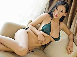 性感美女赵颖比基尼写真高清图片