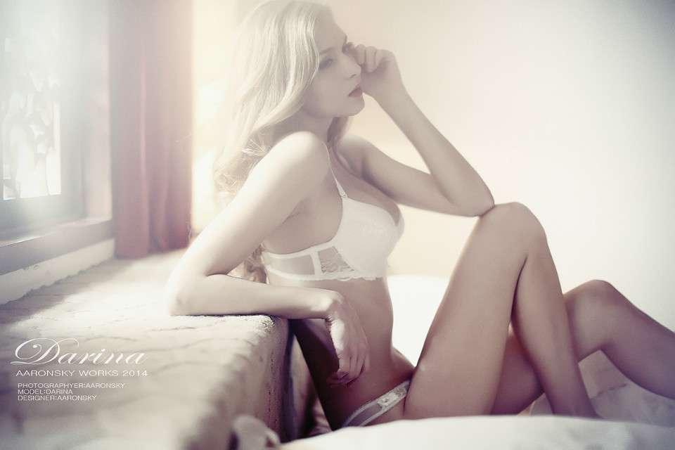Darina欧美人体艺术私房摄影