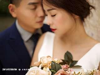 福州婚纱摄影《望》作品