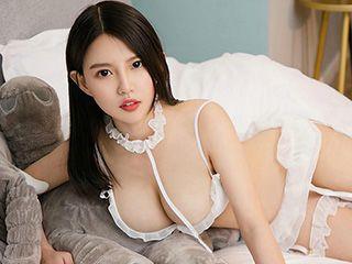 [Ugirls爱尤物]No.1398嫩模生如夏花写真套图