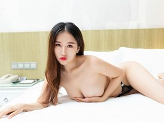 [MiStar魅妍社]Vol.273月音瞳黑丝透视薄纱内衣写真