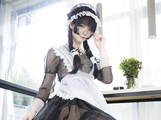 一小央泽COSPLAY女仆的新装MM图片[85P]
