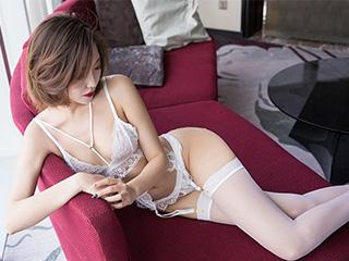 气质御姐冯木木纯白色内衣丝袜扣动心弦[59P]