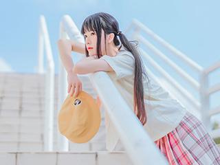 桜桃喵幼稚园日系风格写真摄影[35P]