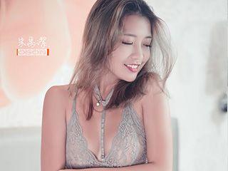 朱禹潔个性魅力性感写真图片
